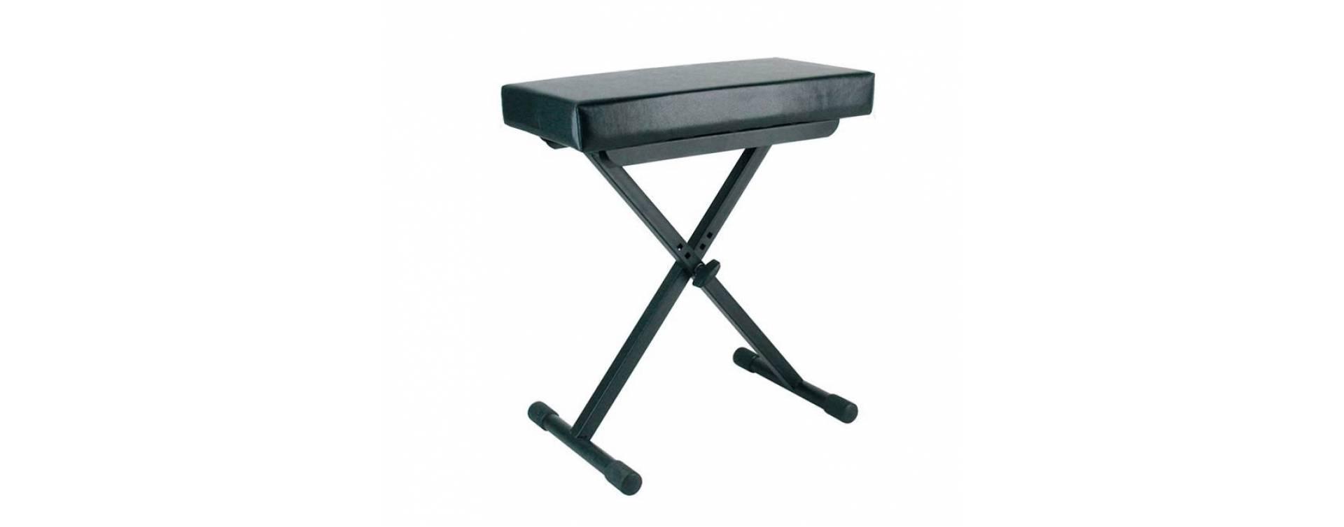 Lavičky a židle ke klávesám