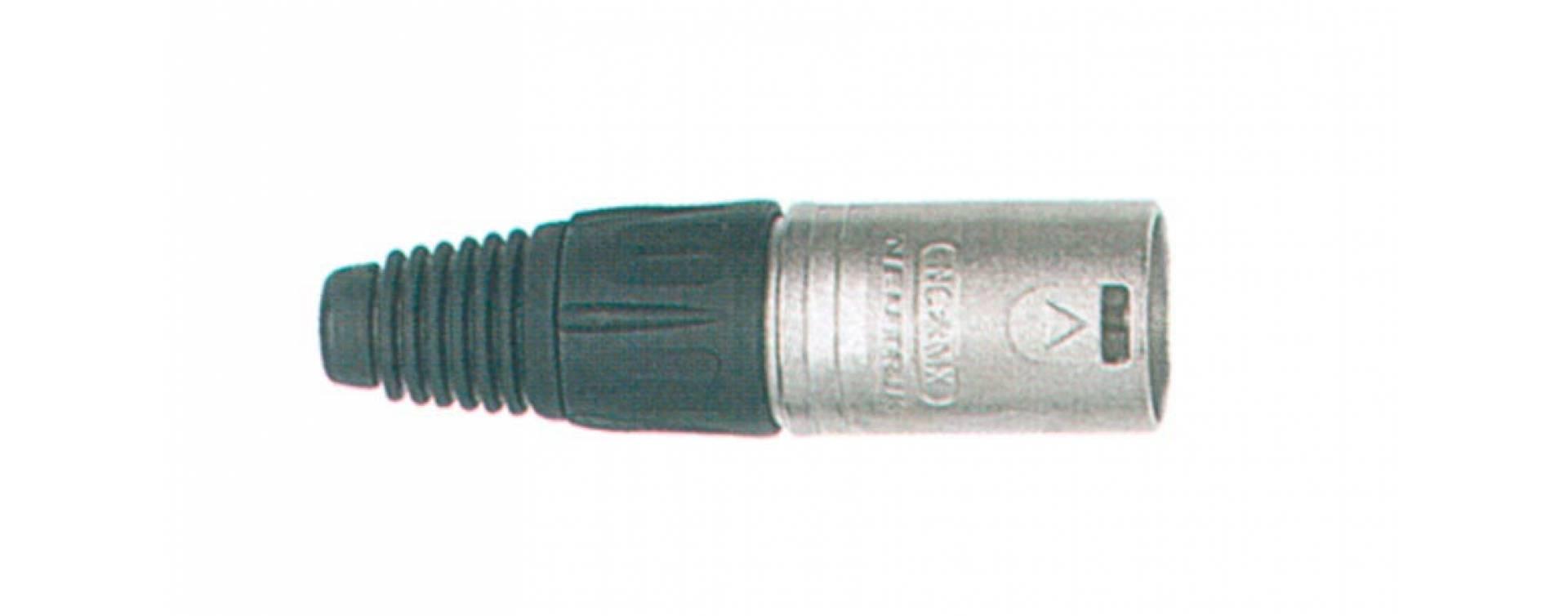 XLR konektory a zásuvky