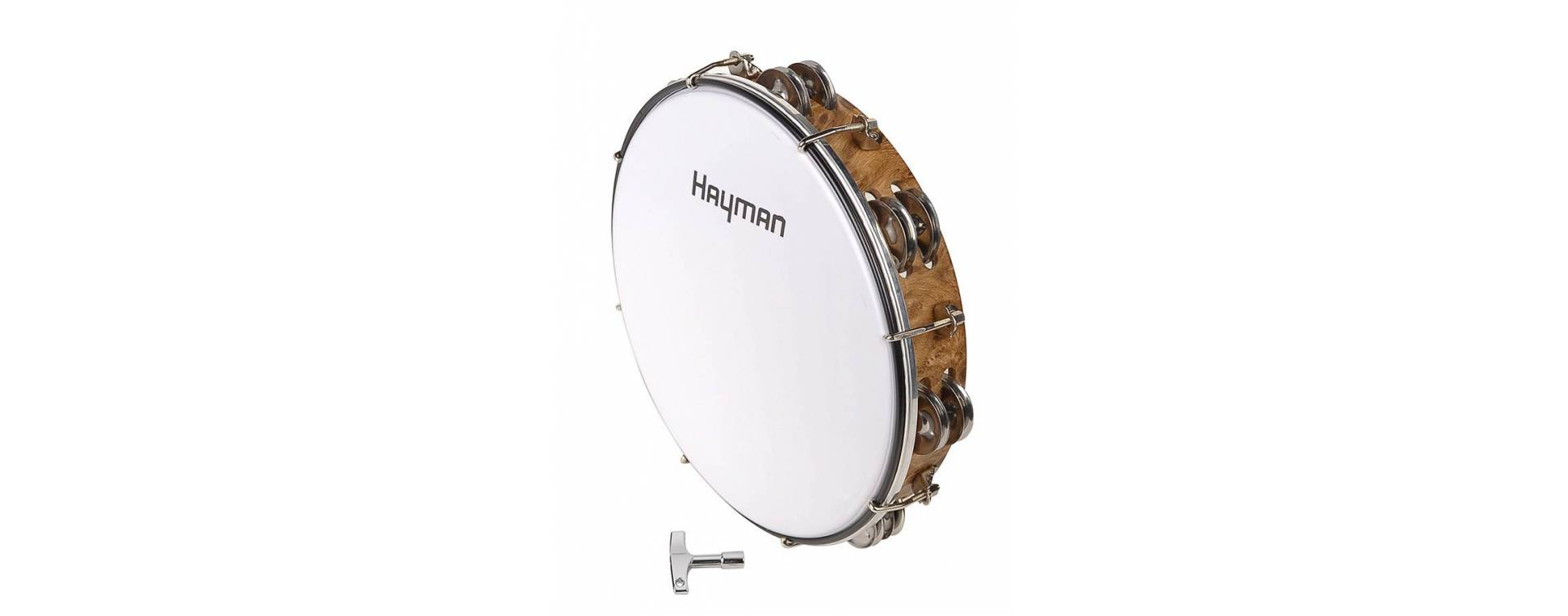 Tamburíny a ruční bubny