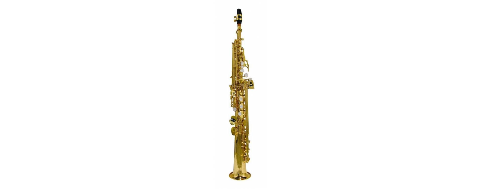 Sopránové saxofony