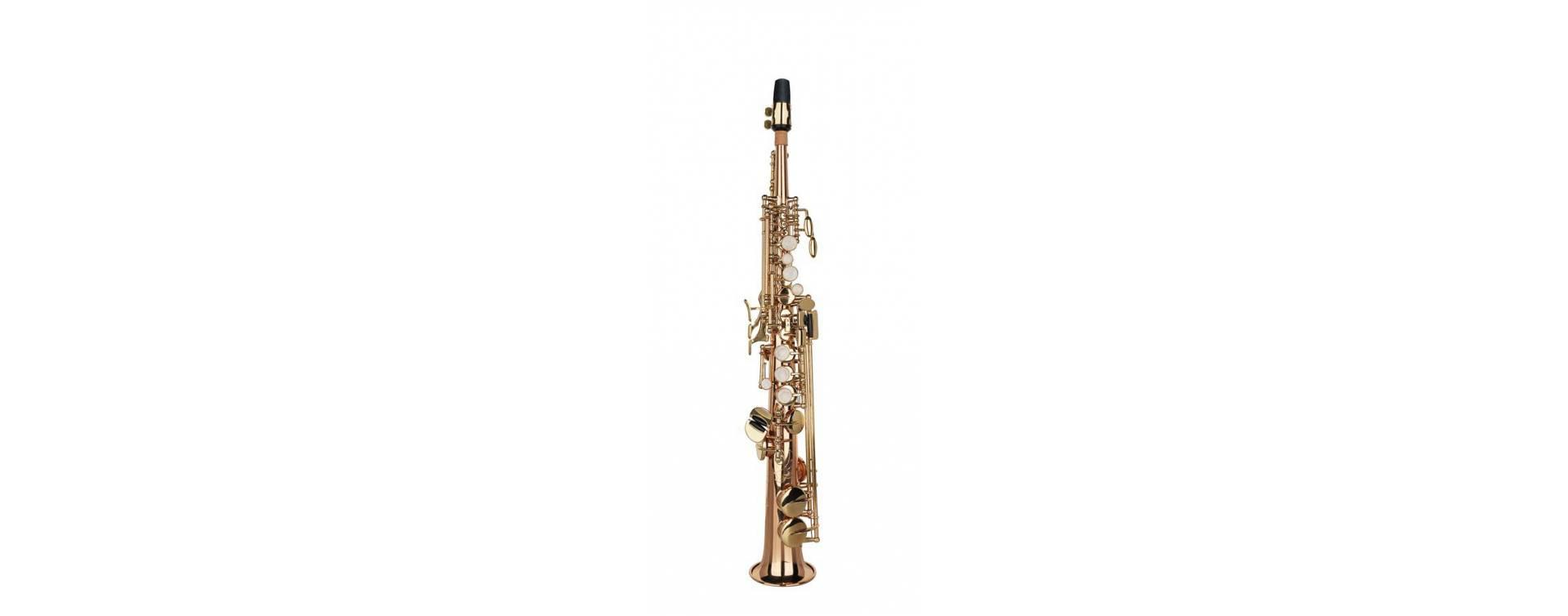 Sopraninové saxofony