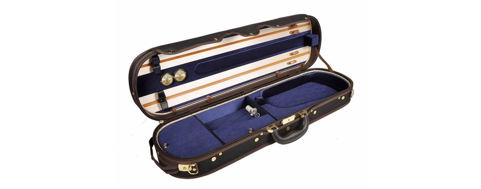 Pevné pouzdra na housle