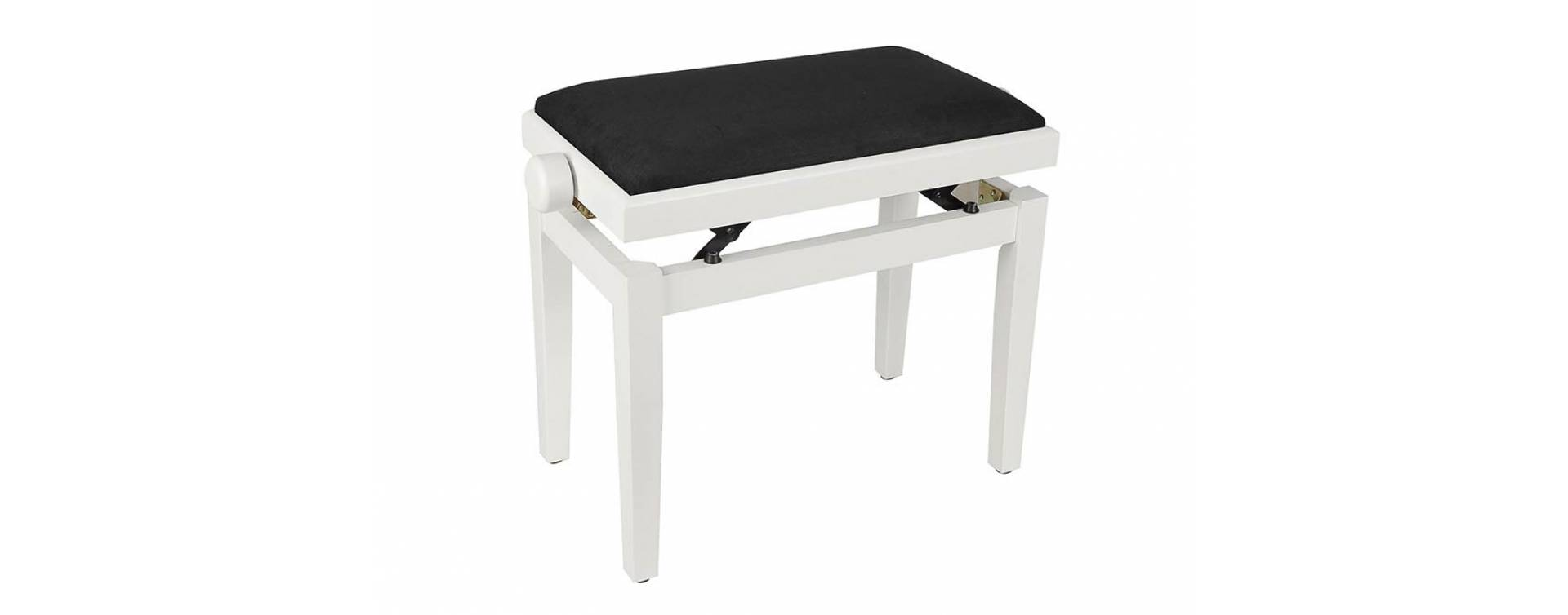 Klavírní židle a lavičky