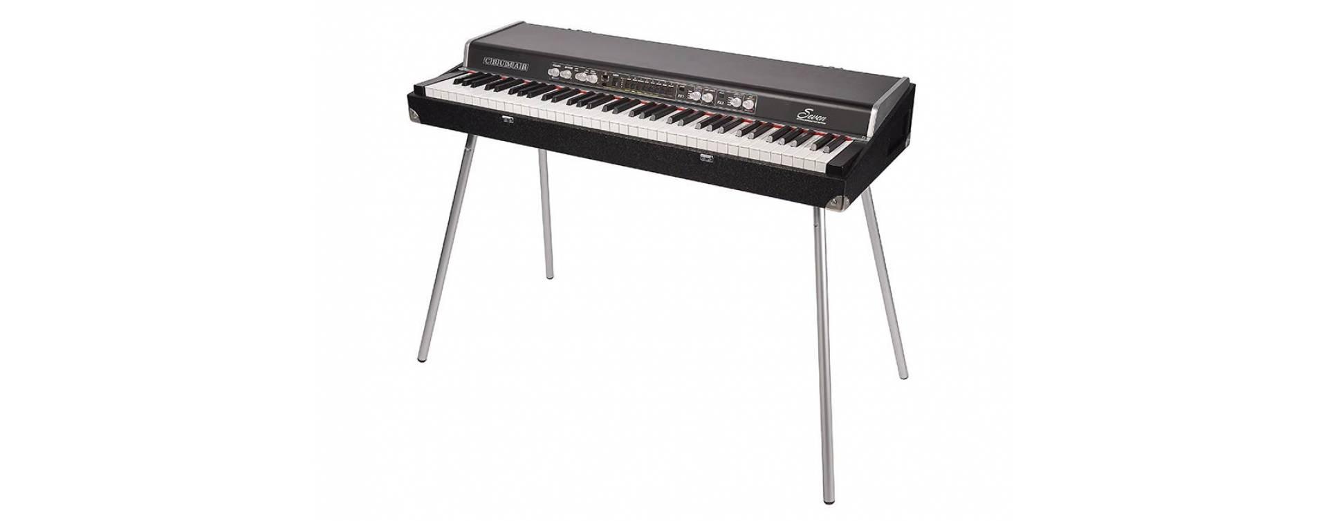 Stage piana a mistrovské keyboardy