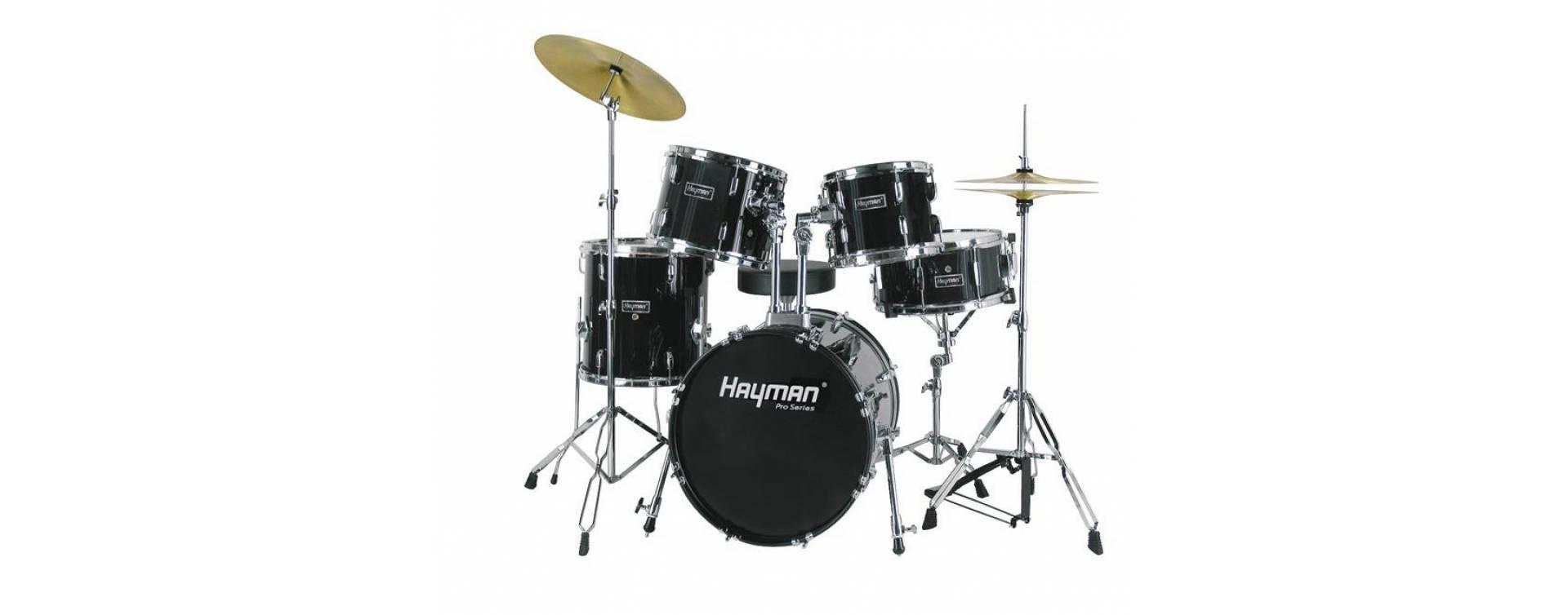 Akustické bicí