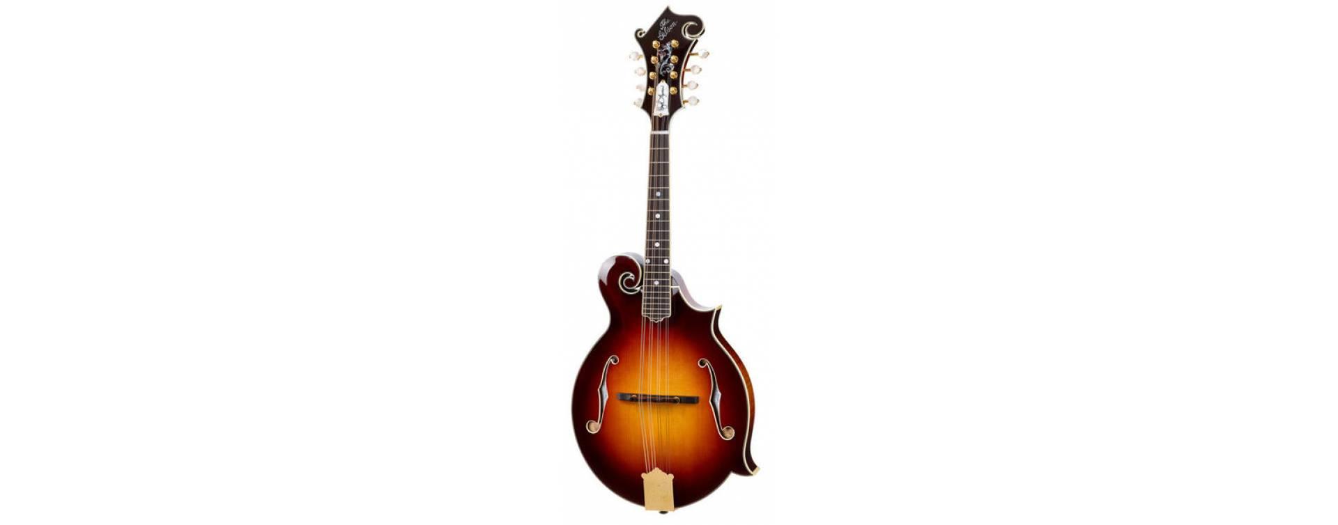 Mandolíny, mandoly a jiné tradiční nástroje