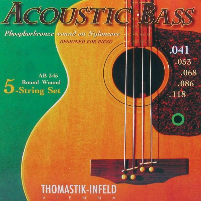 Thomastik Acoustic Bass THAB-345