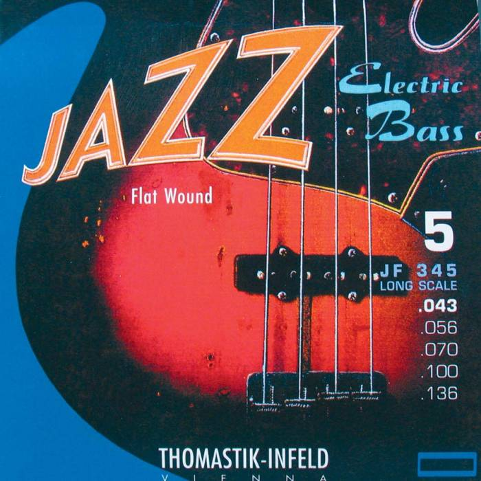 Thomastik Jazz THJF-345