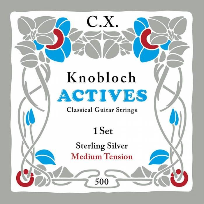 Knobloch Sterling silver CX 500KAS