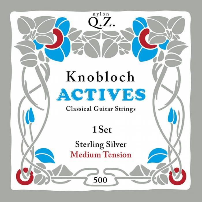Knobloch Sterling silver QZ 500KASQ