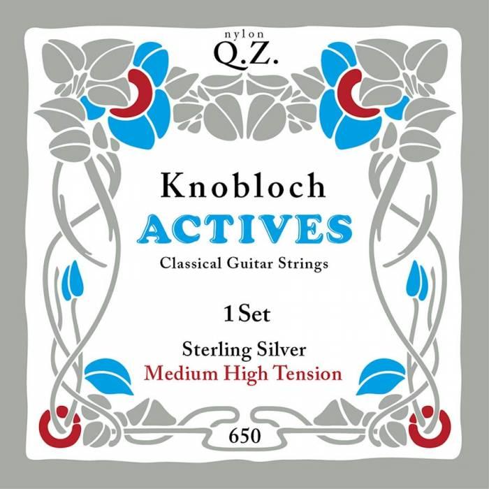 Knobloch Sterling silver QZ 650KASQ