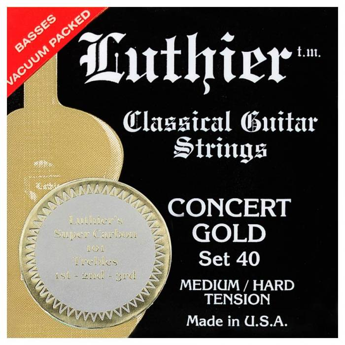 Luthier Super Carbon 101 L-40SC