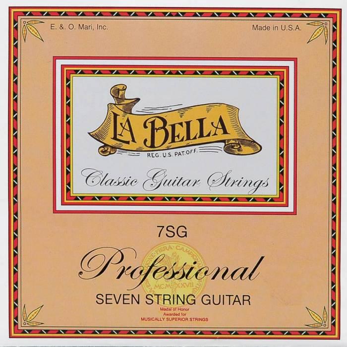 LaBella Multi-String Guitars L-7SG