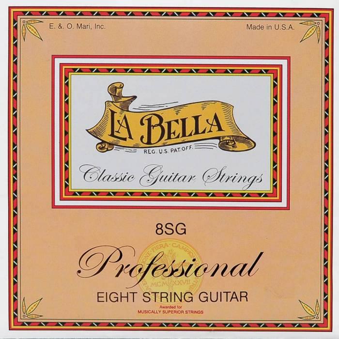 LaBella Multi-String Guitars L-8SG