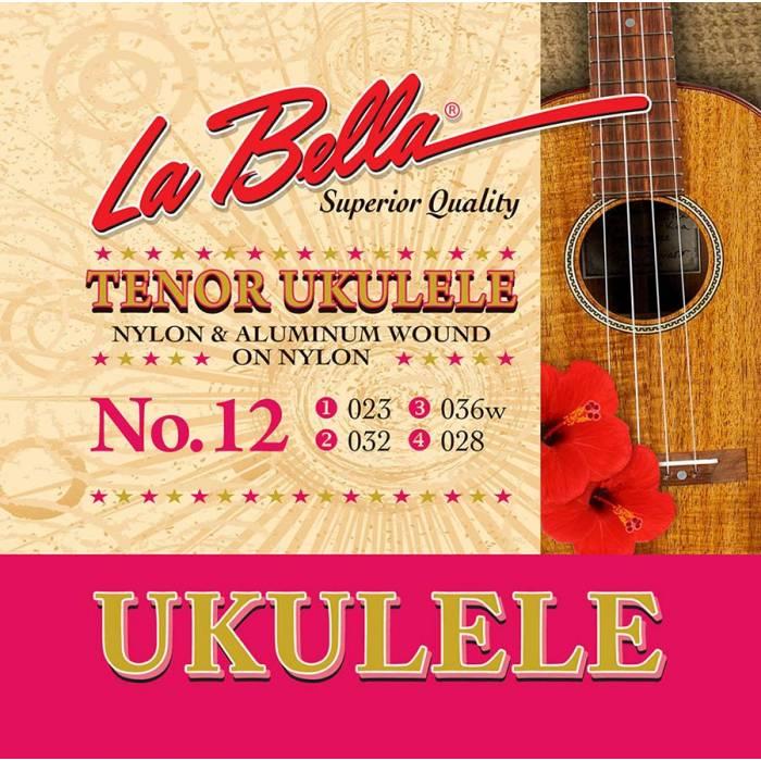 LaBella Acoustic Folk L-12