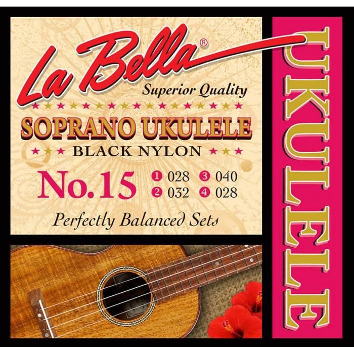 LaBella Acoustic Folk L-15