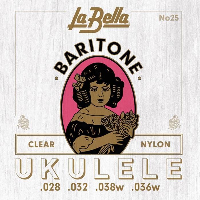 LaBella Acoustic Folk L-25