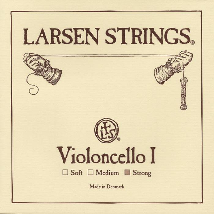 Larsen Soloist + Magnacore 334.901