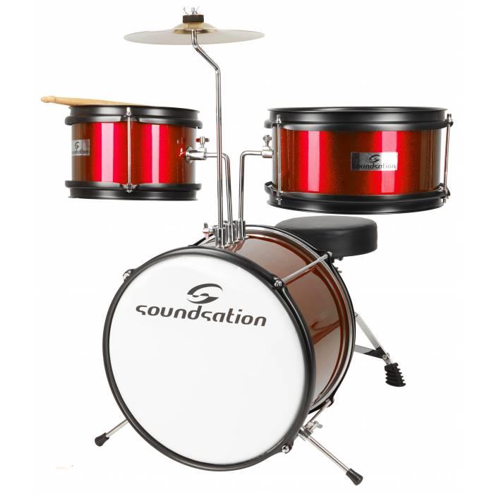 SOUNDSATION JDK313 Red