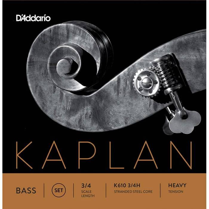 D'Addario Kaplan K610-34H