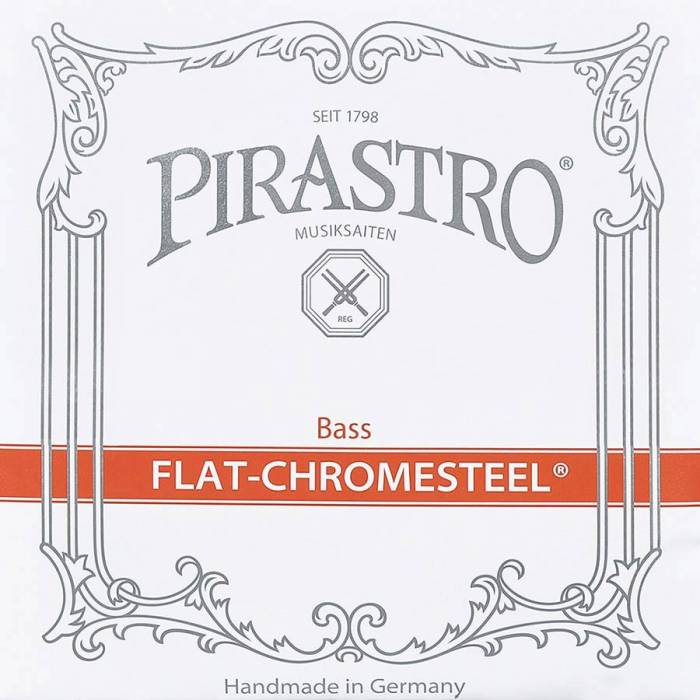 Pirastro Flat Chromesteel P342000