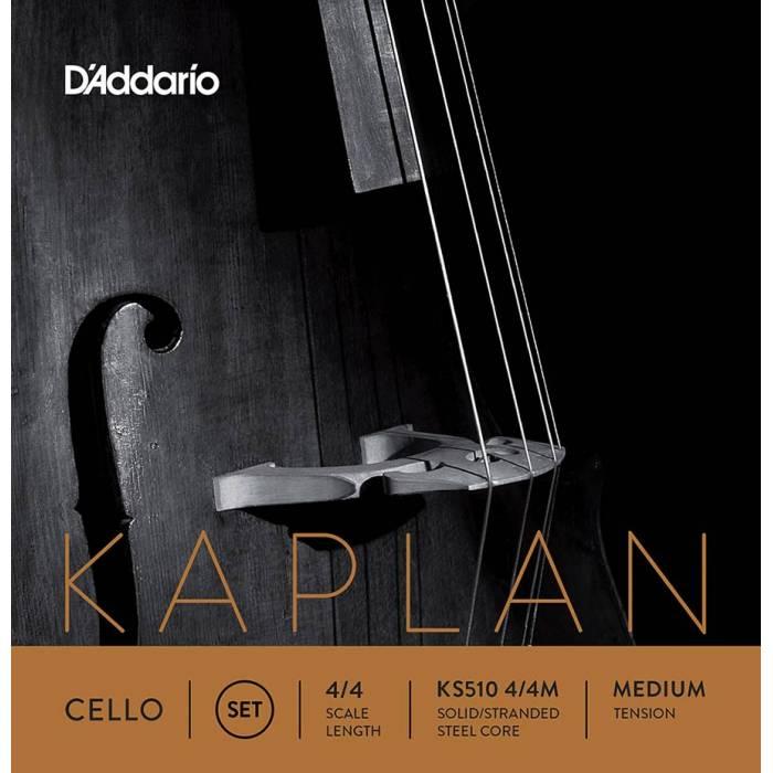 D'Addario Kaplan KS510-44M
