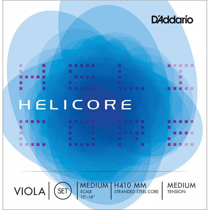 D'Addario Helicore H410-MM