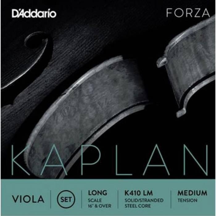 D'Addario Kaplan Forza KL410