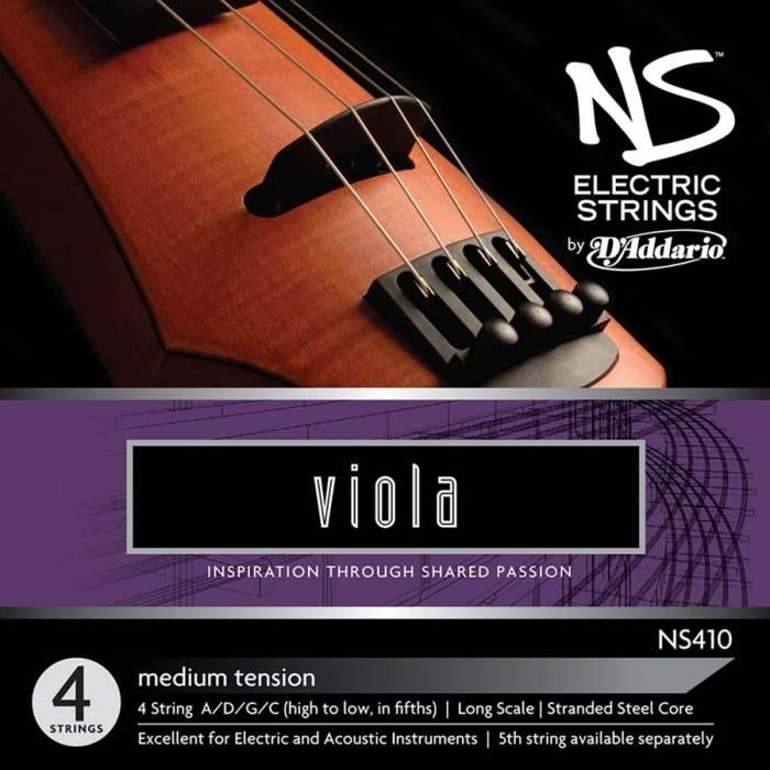 D'Addario NS Design NS410