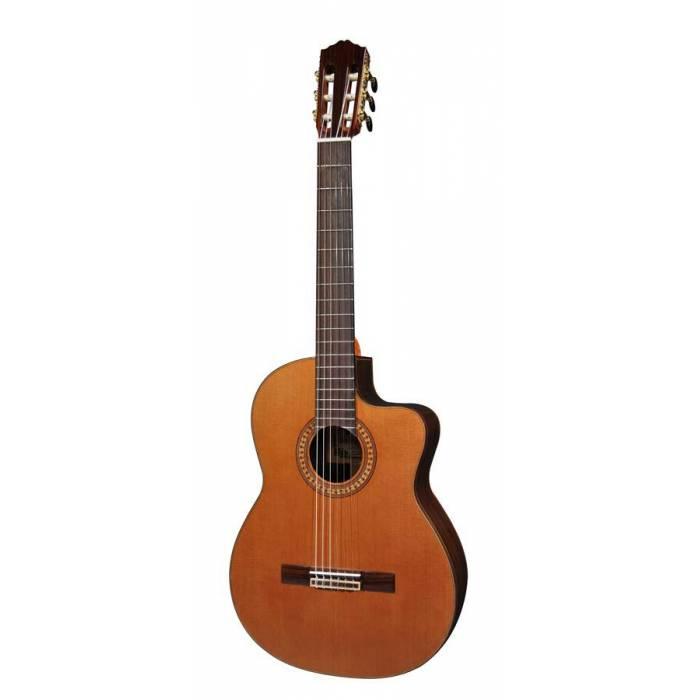 Salvador Cortez Solid Top Concert CC-60CE