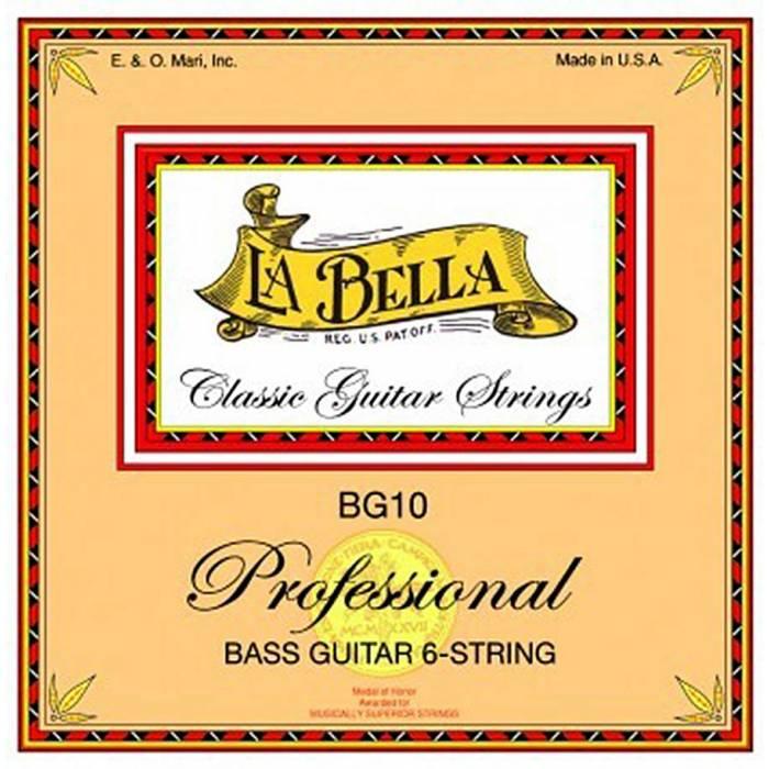 LaBella Multi-Size Guitars L-BG10
