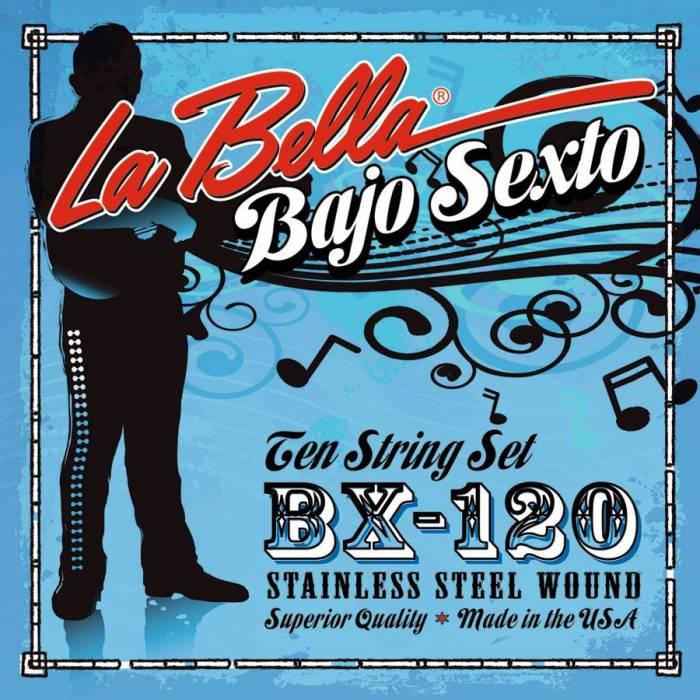 LaBella World Folk L-BX120