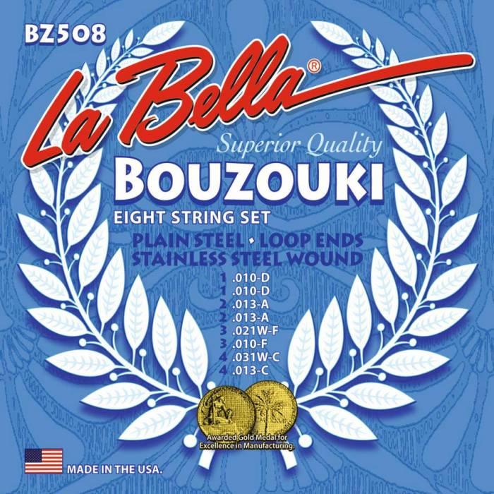 LaBella World Folk L-BZ508