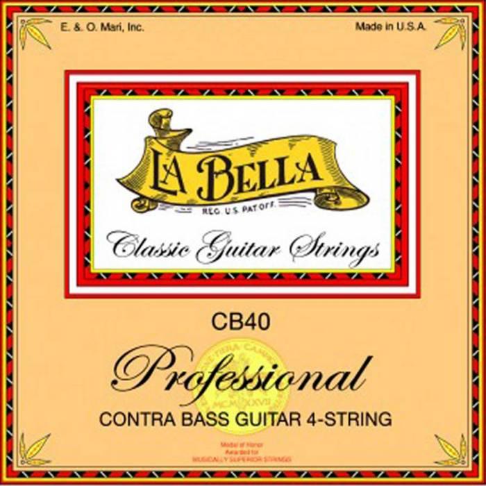 LaBella Multi-Size Guitars L-CB40