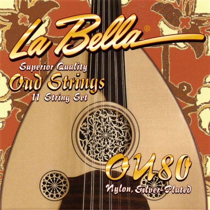 LaBella World Folk L-OU80