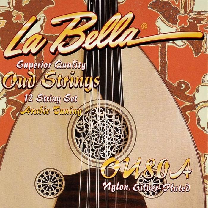 LaBella World Folk L-OU80A