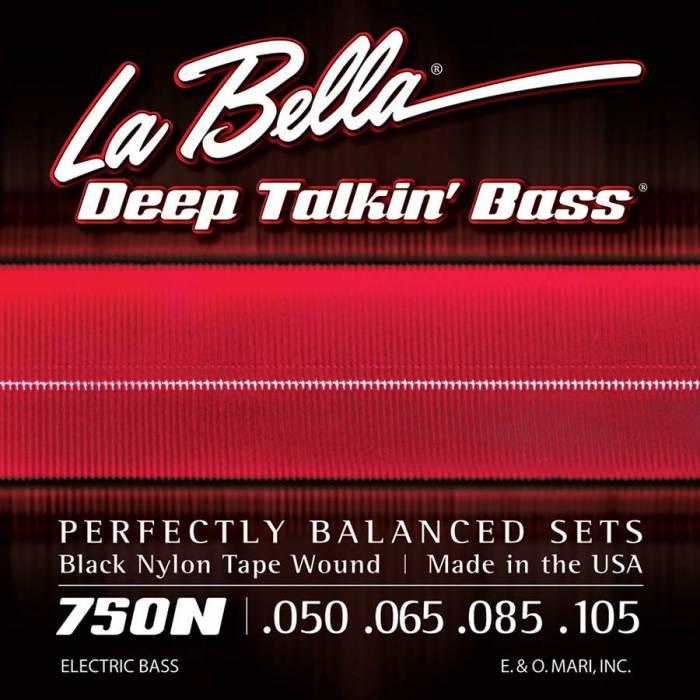 LaBella Deep Talkin' Bass L-750N