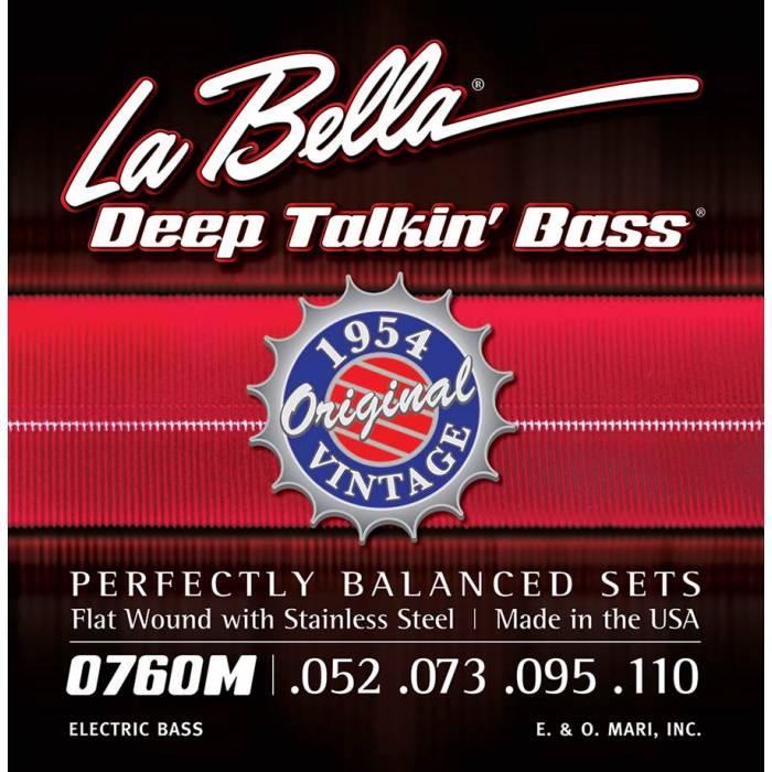 LaBella Deep Talkin' Bass L-760MM