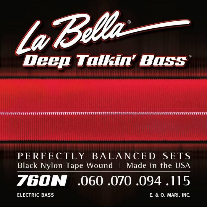 LaBella Deep Talkin' Bass L-760N