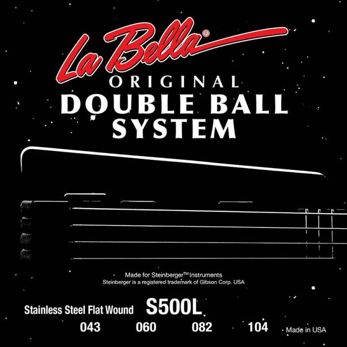 LaBella Double Ball End System L-S500L
